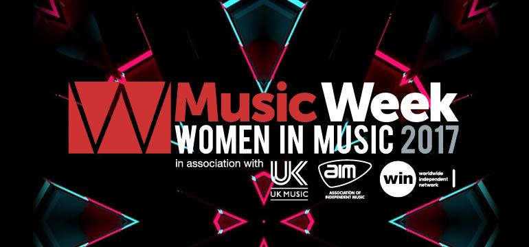 Music Week Women In Music