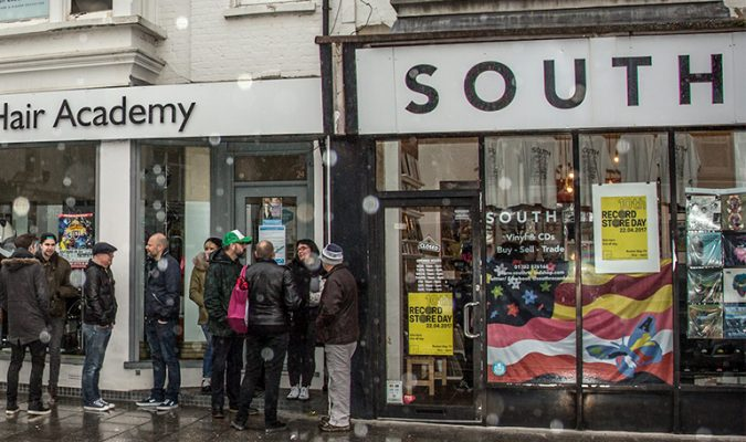 South Record Shop