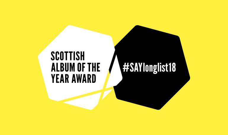 SAY Award Longlist 2018