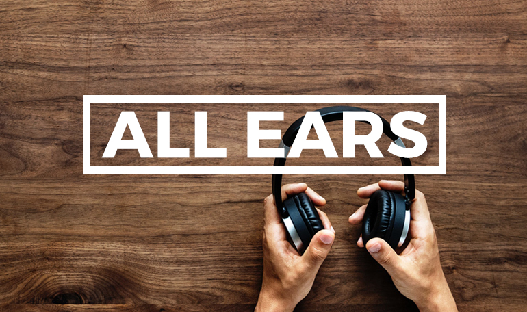 All Ears: Newly Curated Playlists Every Month