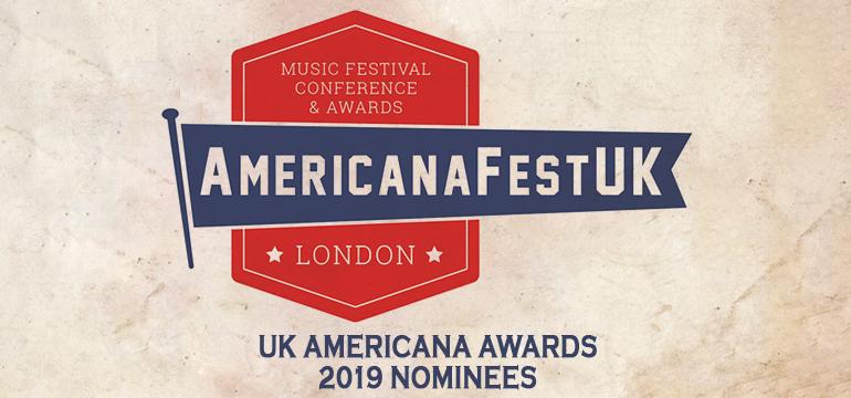 UK Americana Awards Nominees