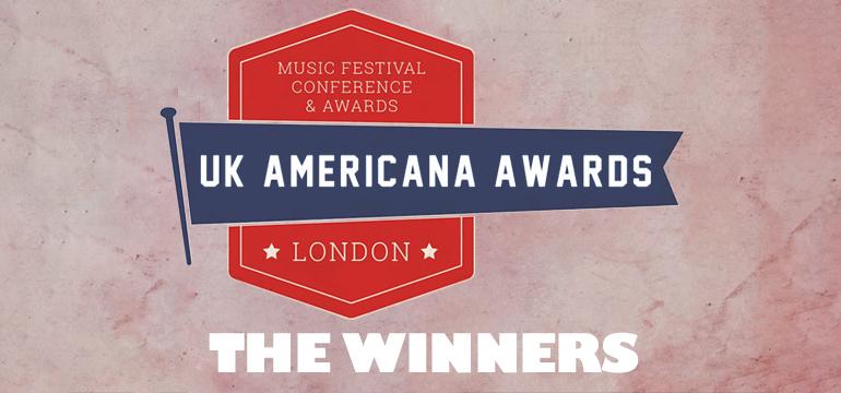 UK Americana Award Winners