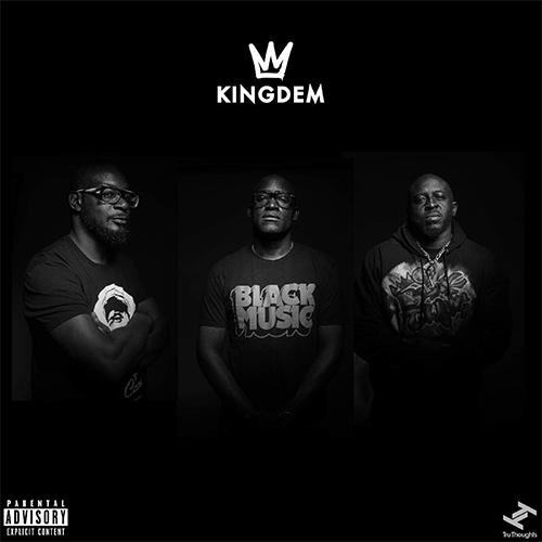 Kingdem - The Kingdem EP
