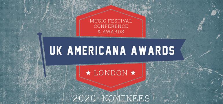 UK Americana Awards 2020 nominees