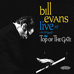 Bill Evans - Live At Art D'Lugoff's