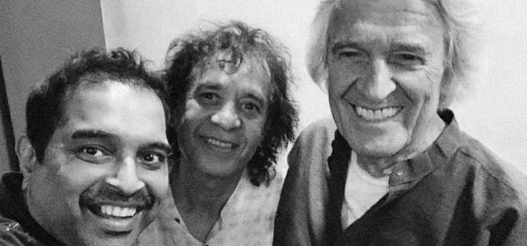 John McLaughlin, Shankar Mahadevan & Zakir Hussain