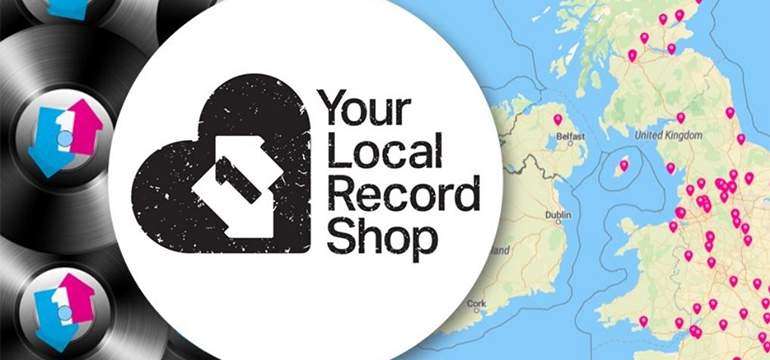 Official Indie Record Store Finder