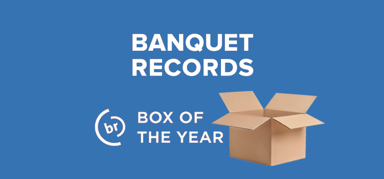 Banquet Records Box Awards