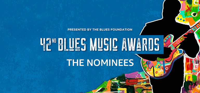 Blues Music Awards 2021