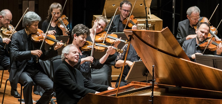 Sir András Schiff with the Orchestra of the Age of Enlightenment