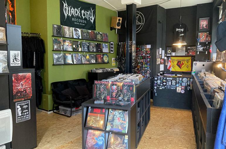 Black City Records