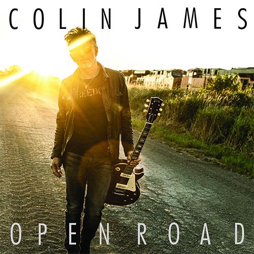 Colin James - Open Road